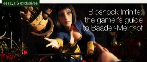 The Gamer's Guide to Baader-Meinhof for Bioshock Infinite Players
